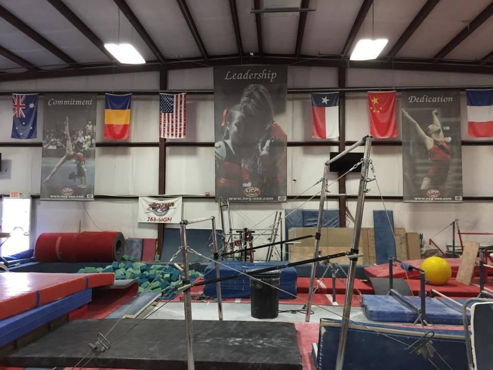 Image result for National Elite Gymnastics