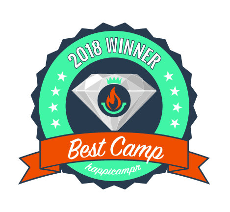 2018 Best Camp Winner