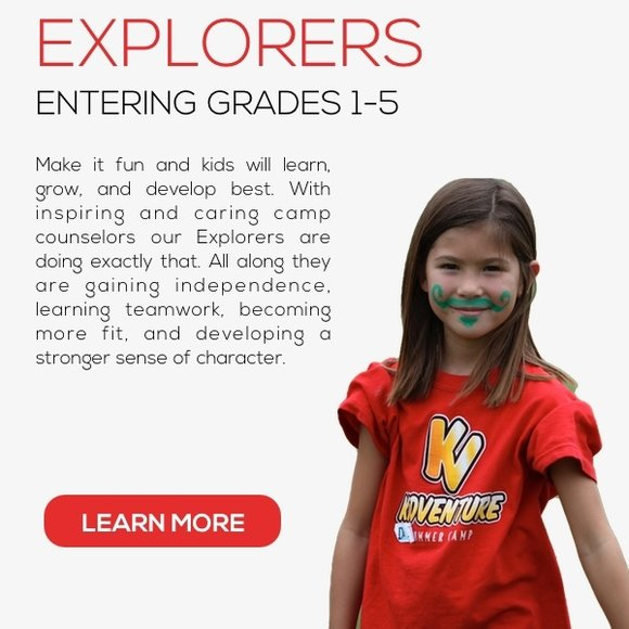 Kidventure Summer Camp link to Explorer