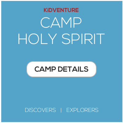 houston summer camp link to HOLY SPIRIT