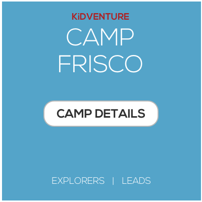 Frisco Summer Camps link to Camp Frisco