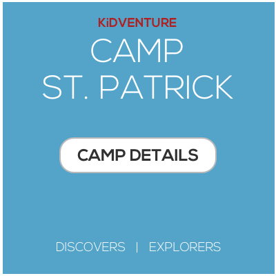 Dallas summer camps link to St. Patrick school
